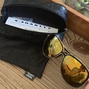 NEW without tags Oakley Split Time sunglasses!